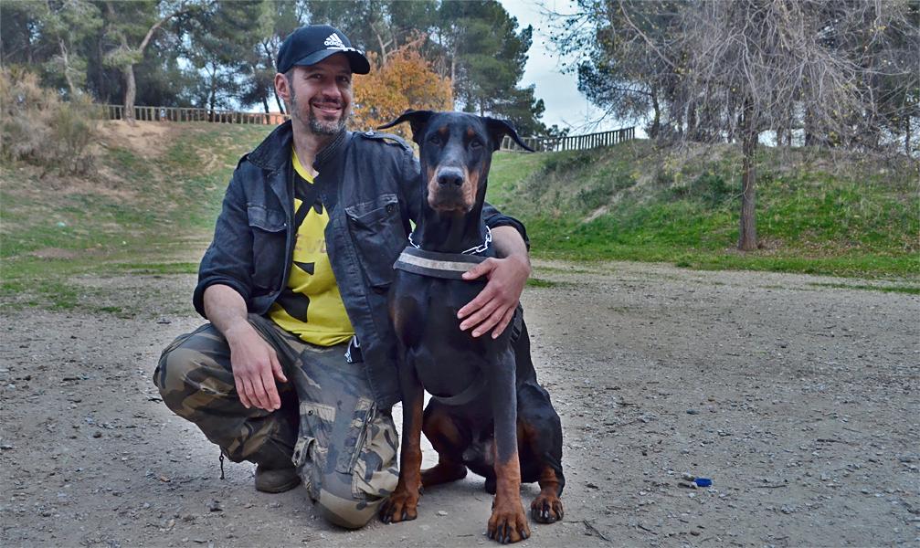 Manuel Baeza Adiestrador Canino