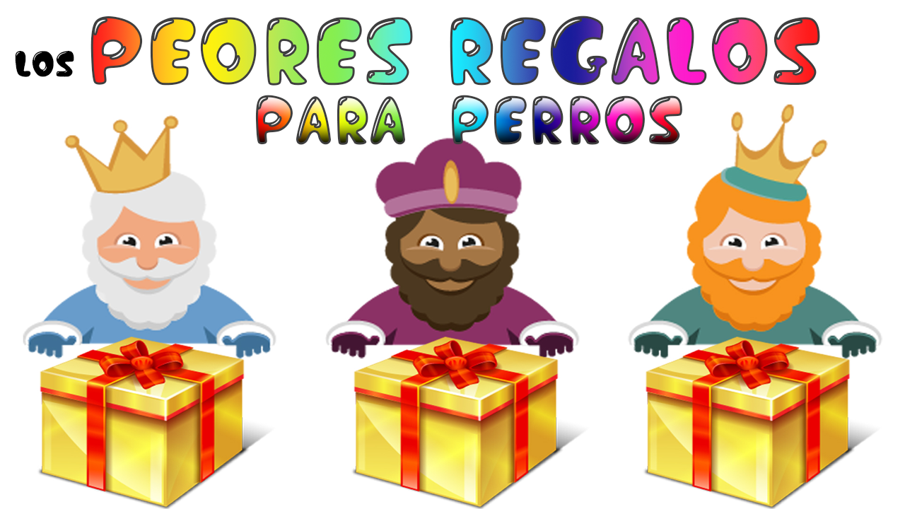 Reyes Magos Perros